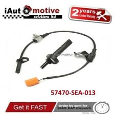 Honda Accord Rear Right ABS Sensor Wheel Speed Sensor 2003-2008 57470-SEA-013