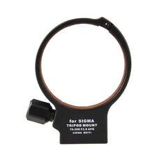 Black 71mm Metal Tripod Collar Mount Ring for SIGMA APO 70-200mm F2.8 II EX DG