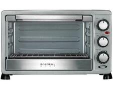 Rosewill 6-Slice Convection Toaster Oven Countertop, Stainless Steel, Large Capa