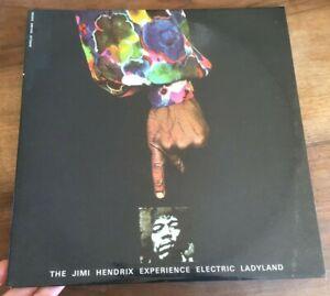 33 tours The Jimi Hendrix Experience Electric Ladiland, 2 disques. Bel état.