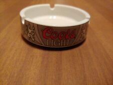 Coors Light Beer Ash Tray