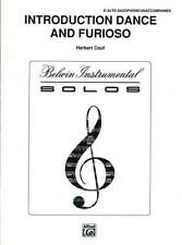 Couf: Introduction Dance and Furioso (Saxophone Solo) BW100325