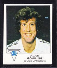 PANINI-CALCIO 80 - # 48 ALAN gowling-Bolton