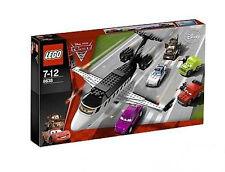 "Lego Disney/Pixar Cars 2 ""Spy Jet Escape"" 8638 Partial Set"