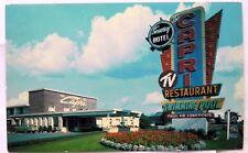 Capri Hotel, Kingston, Ontario, Canada Postcard G664