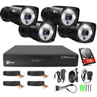 XVIM 1080P Outdoor Security Camera System Full Color Night Vision Home CCTV Kit