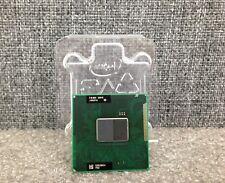 Intel Core i3-2310M CPU/Procesador, 2.1GHz, 3MB, 5GT/s, DMI PGA988B, SR04R