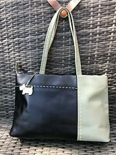 RADLEY LARGE LEATHER HANDBAG IN EXCELLENT CONDITION INSIDE AND OUT.