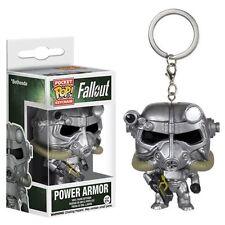 Funko Pocket Pop! Fallout POWER ARMOR Vinyl Figure Key Ring Chain NEW & IN STOCK