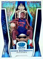 One Of One Sekou Doumbouya Rookie Royalty