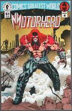Comics' Greatest World Motorhead Week 4 DARK HORSE COMICS 1993