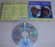 MODERN TALKING Greatest Hits CD 1992 BMG Ariola Benelux Dieter Bohlen