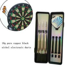 Professional Competition Tungsten Steel Needle Tip Darts Blue 26g Set/Box R4I6