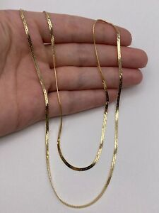 Solid 14k Gold Chain