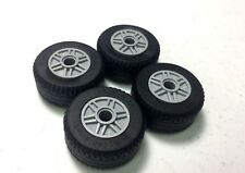 LEGO LBG Wheels 18mm X 14mm Authentic 30.4x14 Tires VR Solid