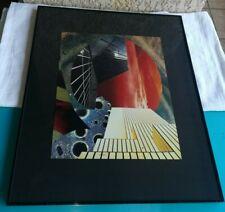 photographie d'art Esotérisme in vitro signée JC Garel et datée 1994