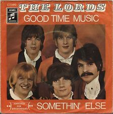 """THE LORDS """"GOOD TIME MUSIC"""" 60'S SP COLUMBIA C23892"""