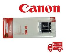 Canon NB-8L Battery Pack For The Canon Powershot Cameras (UK)