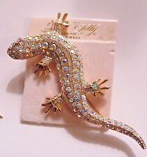 Kirks Folly Lizard Pin Nwt