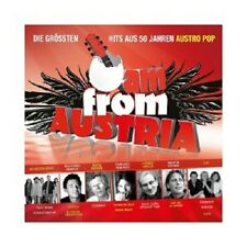 I am from Austria (Wolfgang Ambros/Georg Danzer/Ludwig Hirsch/+) CD POP NUOVO