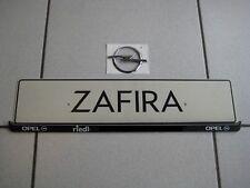 Zeichen Emblem Blitz Heckklappe Hecktür original Zafira A vom Opel Händler