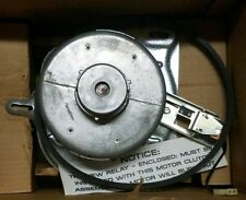 GE WASHER CLUTCH MOTOR ASSEMBLY PART NUMBER: WH49X0271 FREE SHIPPING NEW PART