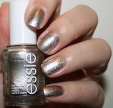 NEW! Essie nail polish lacquer in JIGGLE HI, JIGGLE LOW ~ Molten gold shimmer