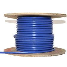 7mm Cable de Encendido Alto Voltaje - Núcleo Supresión Silicona Azul Oscuro