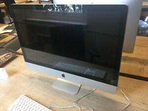 "Apple iMac computer 27""Late 2009 2.8 GHz, 16GB RAM, 1TB HD, OSX 10.11"