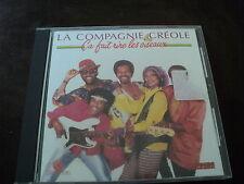 """CD """"CA FAIT RIRE LES OISEAUX"""" La Compagnie Creole"""