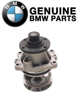 Water Pump with O-Ring Genuine 11517509985 For BMW E36 E39 E46 E85 X3 X5 Z3 Z4