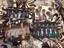 Beast B2st 4pc Set  yes card  photocard kpop k-pop u.s seller With Top loader