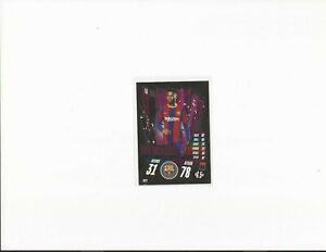 Match Attax~Champions League~2020/2021~ANSU FATI~Barcelona~Wildcards~VERY RARE