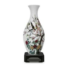 Singing Birds and Flowers: 3D Jigsaw Puzzle Vase Pintoo 160 pieces S1001 Age 6+
