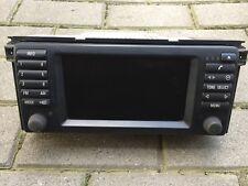 #1 BMW 5 series E39 DVD/Radio Onboard unit Alpine OEM 65 52-6 934 412
