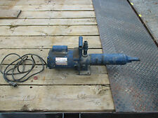 WAGNER ELECTRIC PUMP WITH A GP SPRINKLER PUMP MOUNTED