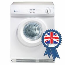 Brand New White Knight C44AW Vented Dryer 6kg + Free extendable hose