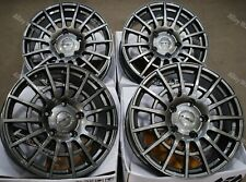 """18"""" Grey T-Sport Alloy Wheels Fit Ford Transit Custom Tourneo Rated 1250kg 5X160"""