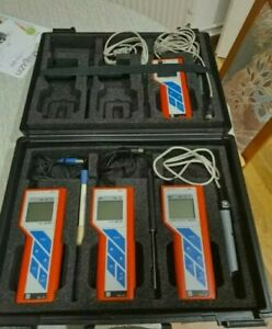 pH- METER , LUX-METER , CONDUCTIVITY-METER , PHOTO-METER