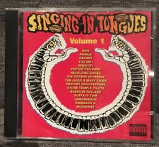 SINGING IN TONGUES-Volume 1 CD 1993 Primus, Helmet,RHCP,STP VGC Disc Mint