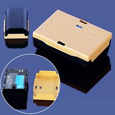 4 X Batterie Abdecktopf Schutz für Canon LP-E6 EOS 6D 5D2 5D3 7D2 Mark II III