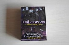 THE OSBOURNES 2002 INKWORKS FULL 72 CARD BASE SET