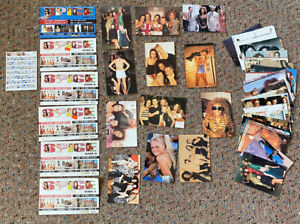 SPICE GIRLS - OFFICIAL SNAPSHOT ASSORTMENT - VINTAGE 90s RARE
