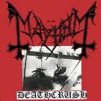 Mayhem - Deathcrush  LP VINYL 180 GRAM LIMITED EDITION COLOURED NEW+