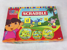 My First Scrabble, Dora the Explorer Edition. Board Game