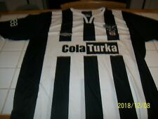 maillot football besiktas comme neuf taille XL