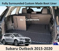 Subaru Outback 2015-2020 Custom Made Trunk Boot Mats Liner Cargo Mat Cover