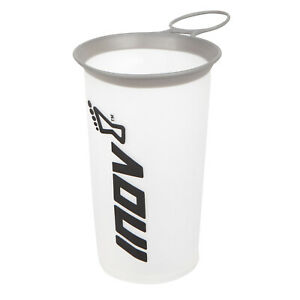 Inov8 Speedcup 0.2 Accessory Water Bottle - Clear Black One Size