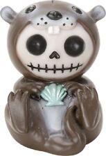 NEW Furrybones Furry Bones Otto the Cute Otter Skull Skeleton Figurine Gift 9172