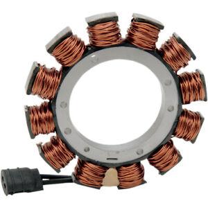 Drag Uncoated 22 Amp Alternator Stator Harley Shovelhead 81-84 Repl OEM 29965-81